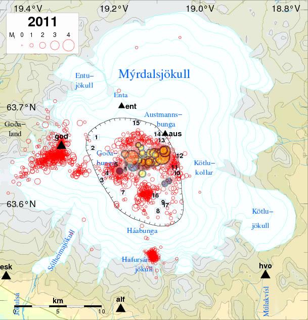 Katla Map