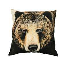Sisustustyyny karhu