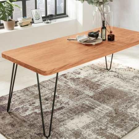 Bagli akaasia ruokapöytä 120 cm