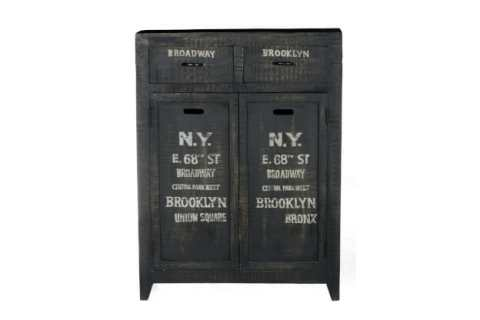 Bronx - teollisuusmuotoilua ripauksella vintagea