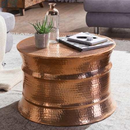 Karam sohvapöytä kupari 62 cm