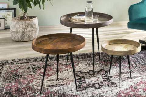 This & That sohvapöydät - persoonallisia sohvapöytiä ja pikku apupöytiä