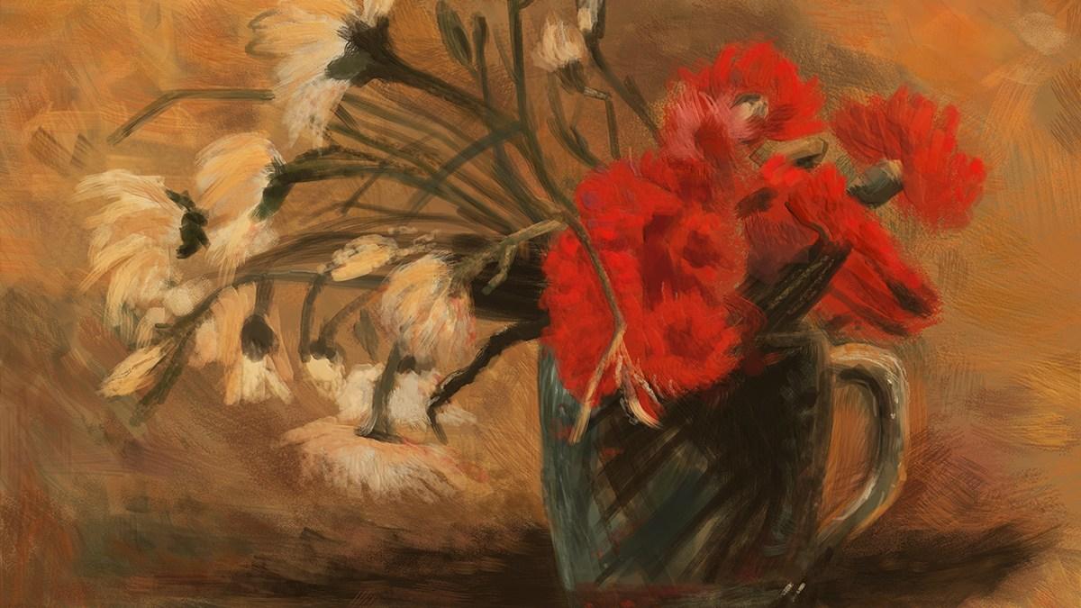 Van Gogh Study can anyone become an artist