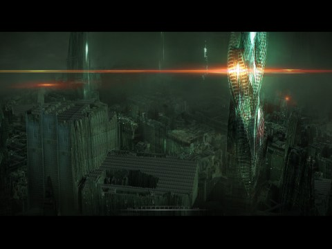 Post Apocalyptic City InPursuitOfArt Learn Squared