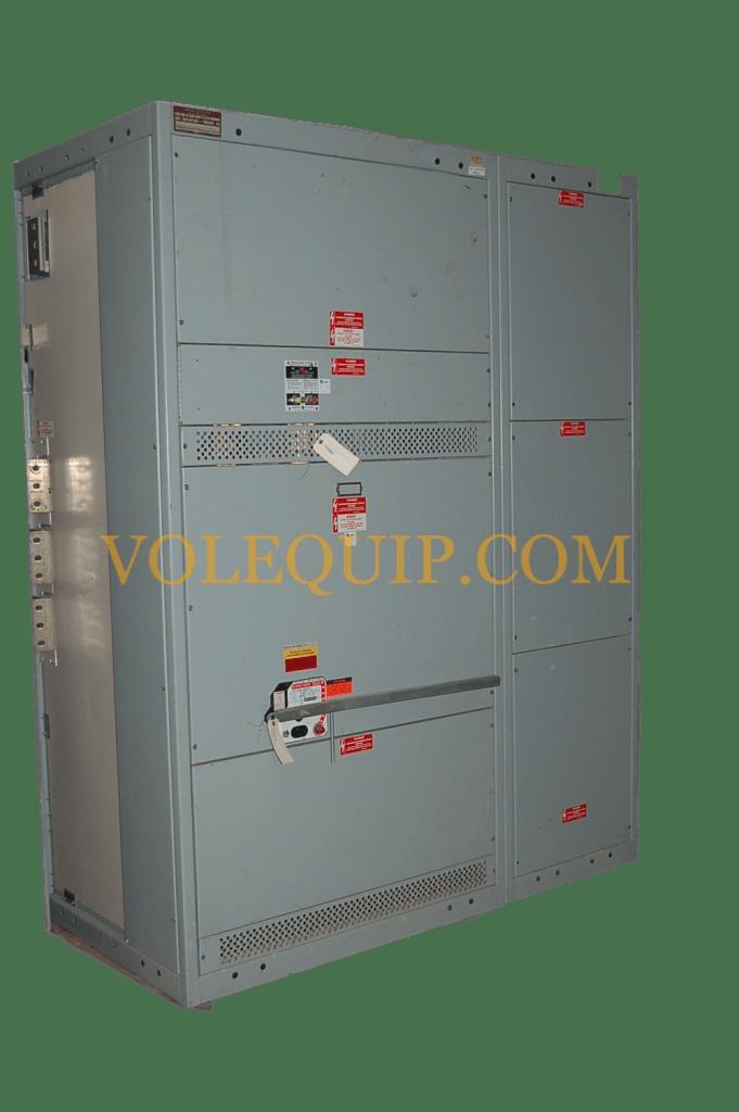 low-voltage switchgears