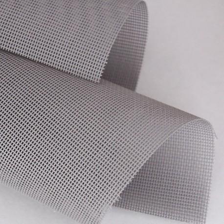 rouleau de toile de moustiquaire grise extra resistante