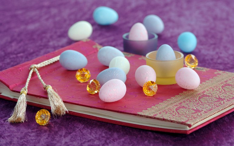 Libro a pasqua - by Sweetie187