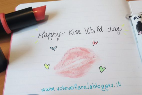 Giornata mondiale del bacio - world kiss day