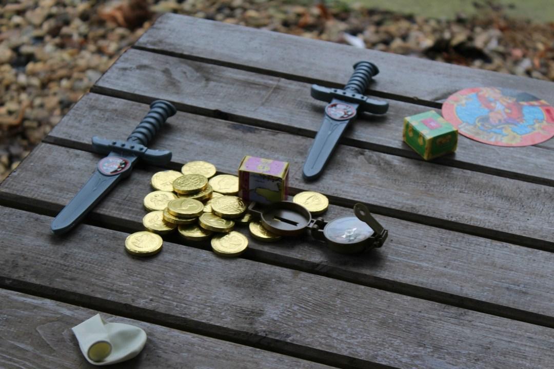 Onwijs Piraten kinderfeestje organiseren - Tips, spelletjes en ideeën TC-87