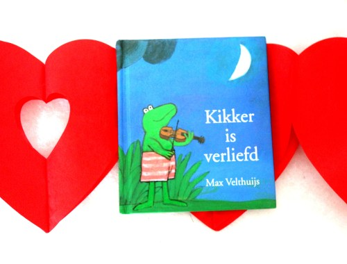 Kinderboek Valentijnsdag