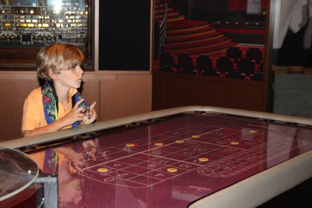 Zeekastelen Cruise Museum