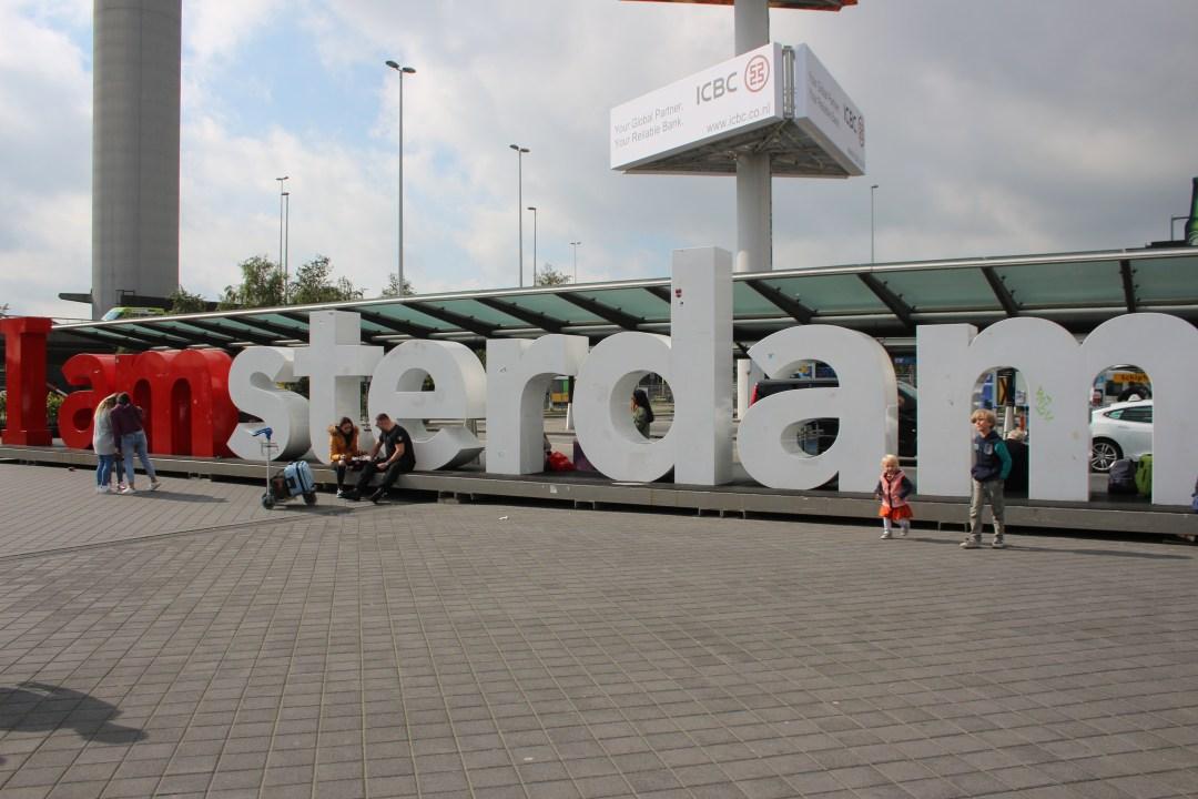 Amsterdam letters, Fotocollage maken, Fotografie tip!