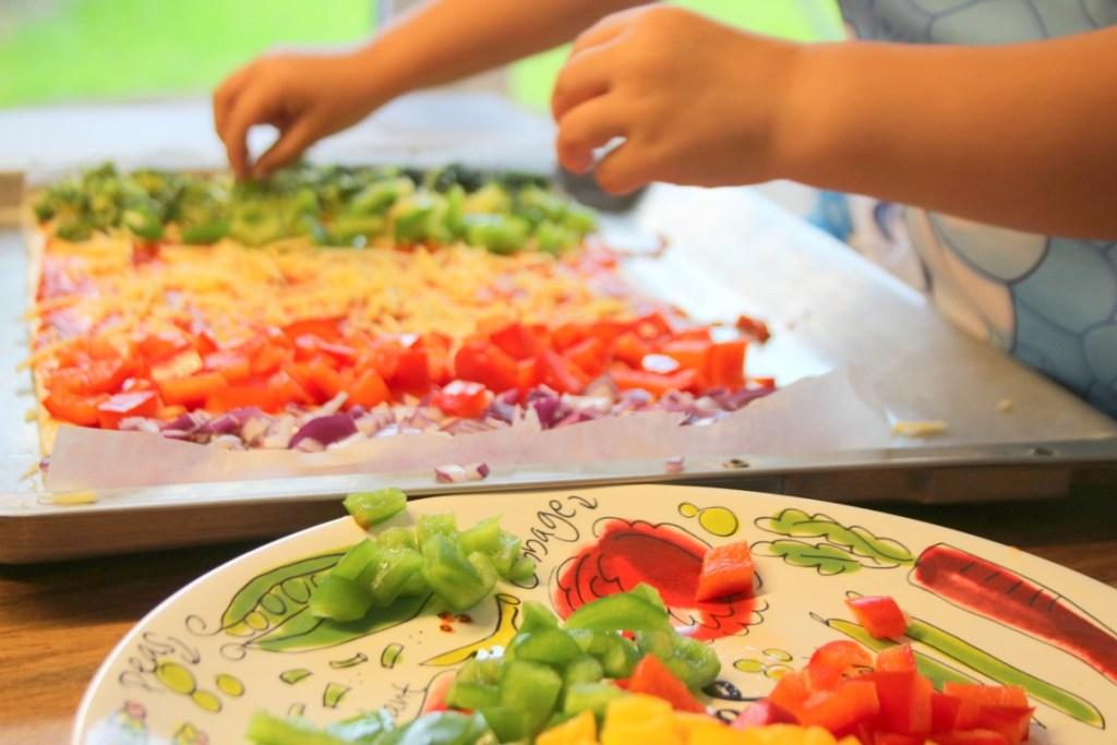 rainbowpizza