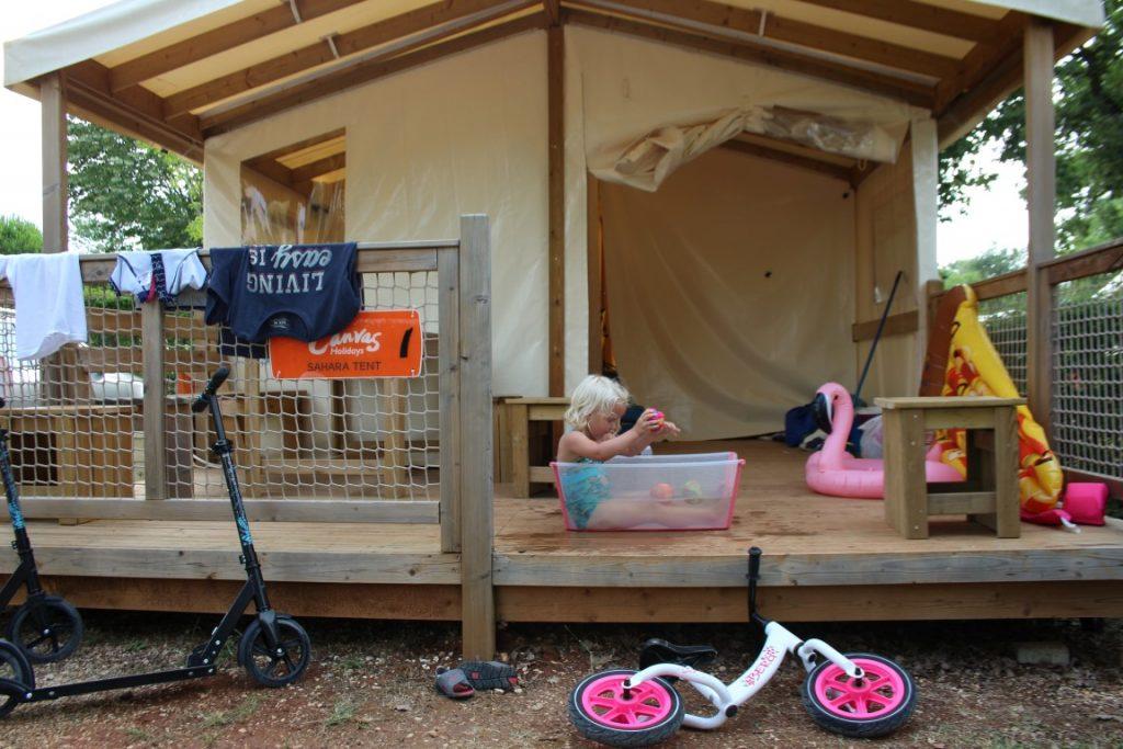 Safaritent overig Lanterna Camping Premium Resort Glamping