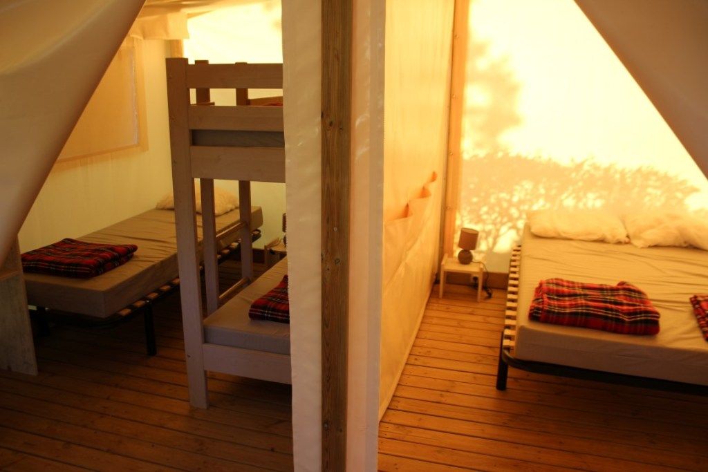 Safaritent Camping Lanterna Porec Tar