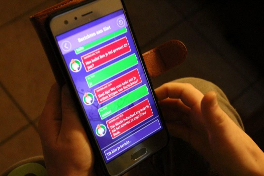 gratis-whatsappen-appen-smsen-met-sinterklaas