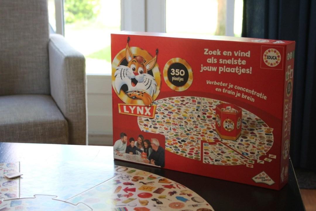 Lynx zoekspel met 350 plaatjes - Review Ervaringen - Educa Identity Games - Verbeteren concentratie