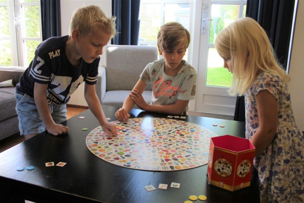 Review Lynx spel met kinderen zoekspel