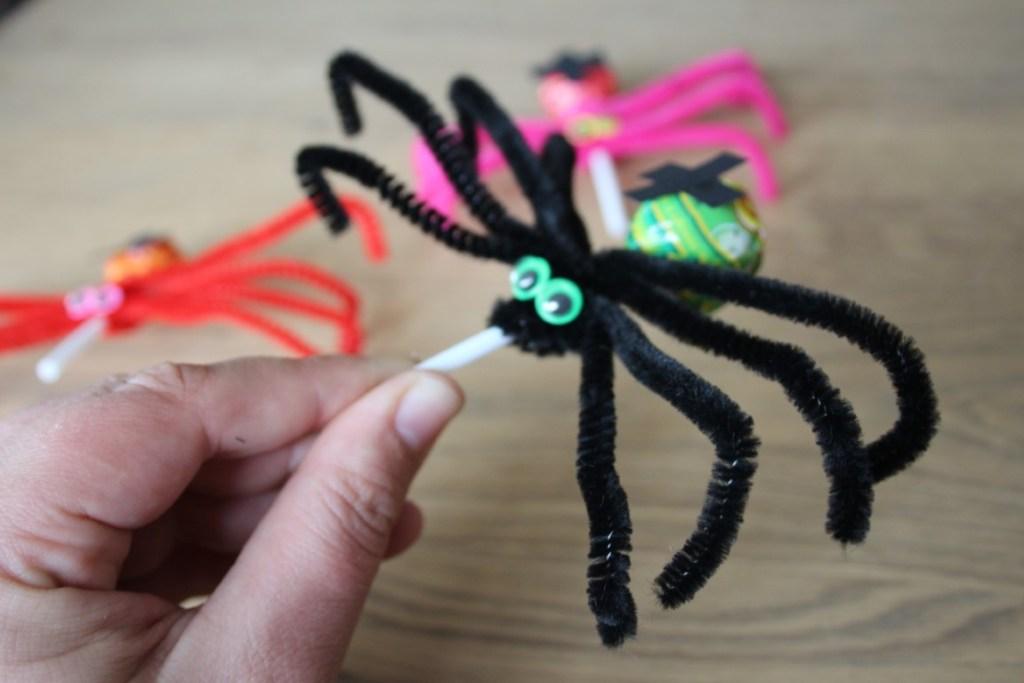 Halloween traktatie knutselen voor kinderen