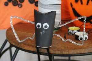Knutseltips Halloween