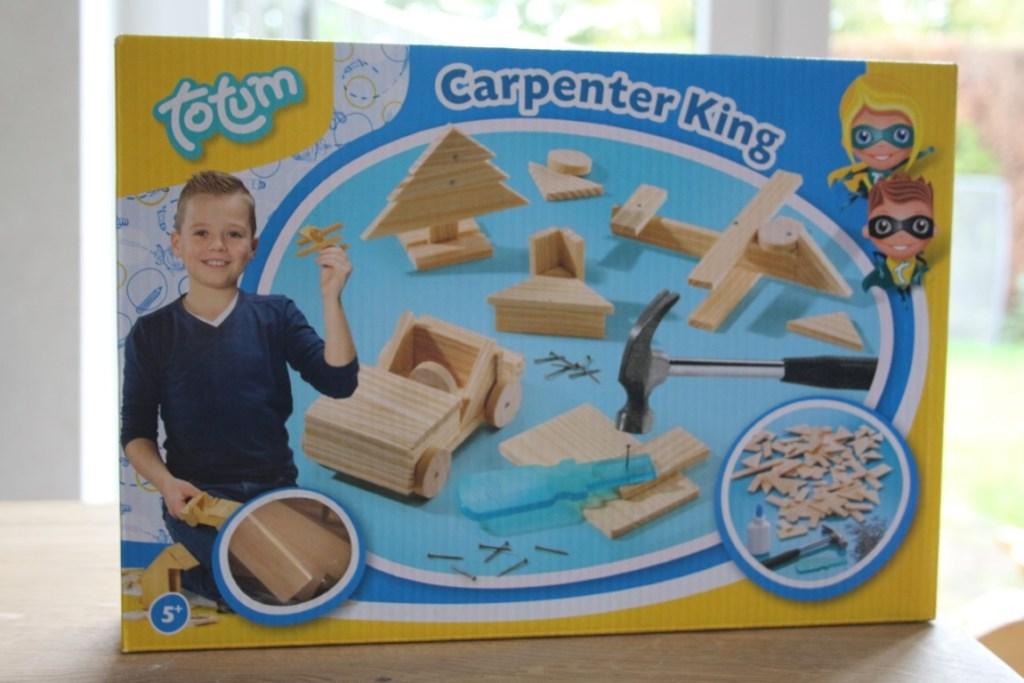 Review Carpenter King Totum