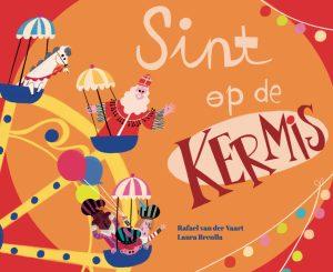 Sint op de Kermis - Sinterklaasboeken actie 2019 supermarkten