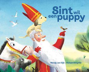 Sint wil een puppy - gratis sinterklaasboeken 2019 actie
