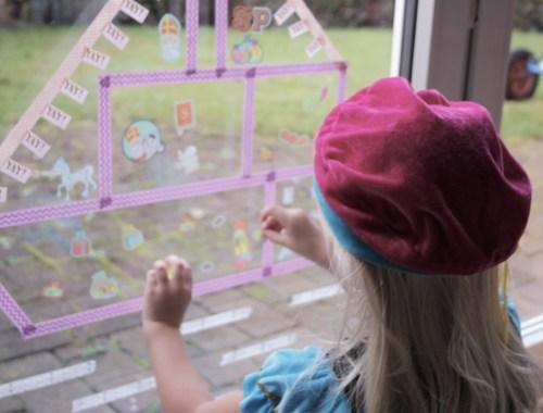 sinterklaas raamversiering raamdecoratie ideeën tips