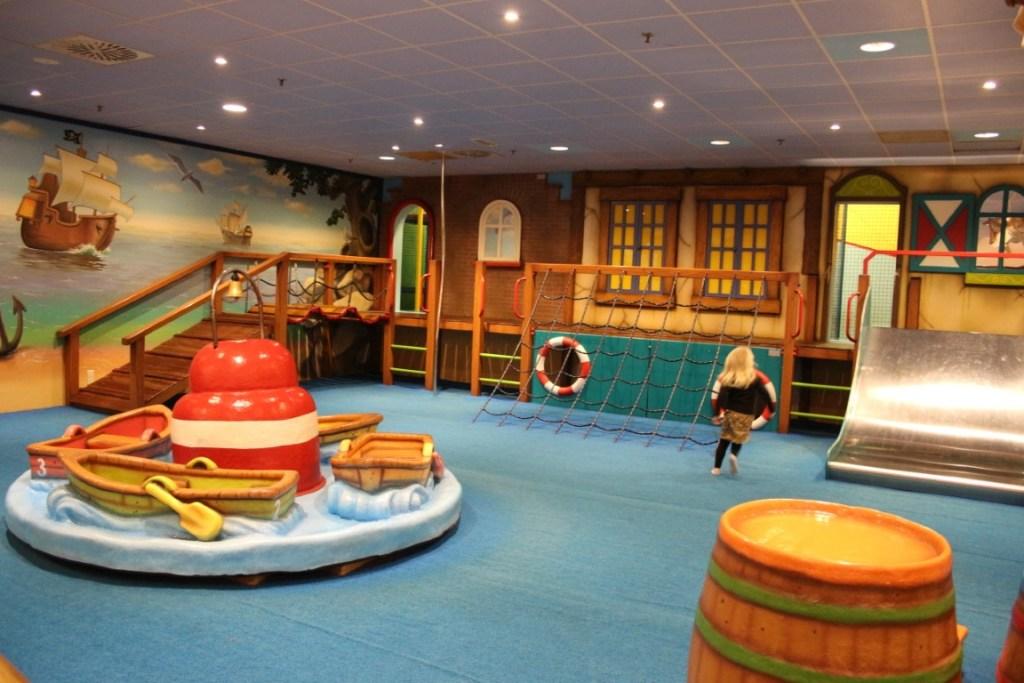 Indoorspeeltuin Parc Sandur