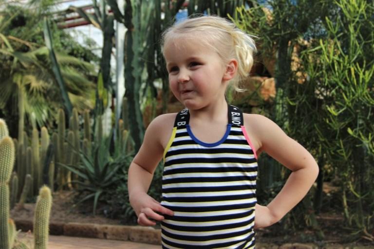 Bnosy ss20 jurkje review Schattige babykleertjes