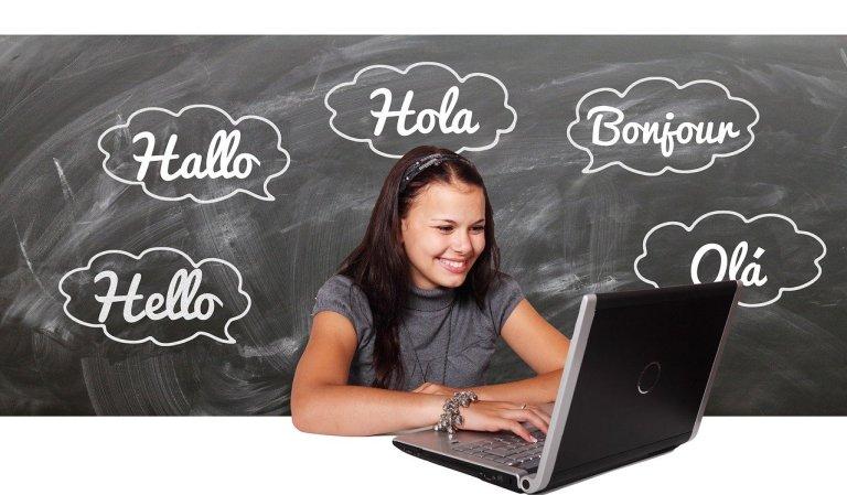 Thuis vakantie vieren - Vreemde taal leren met Squla
