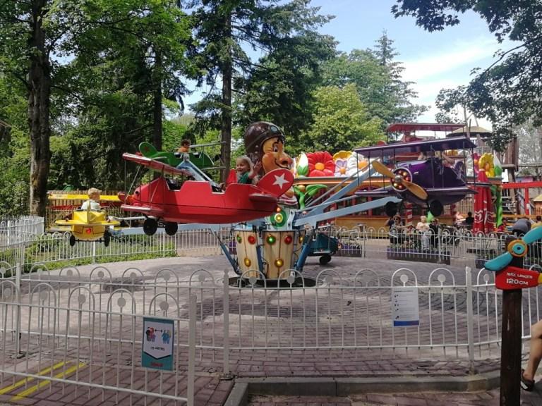 Avonturenpark Hellendoorn Dreumesland