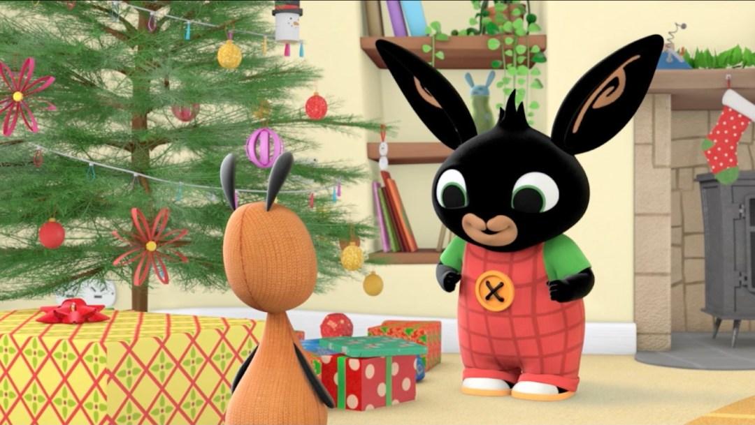 Bings Kerstfeest 2020 film Winactie