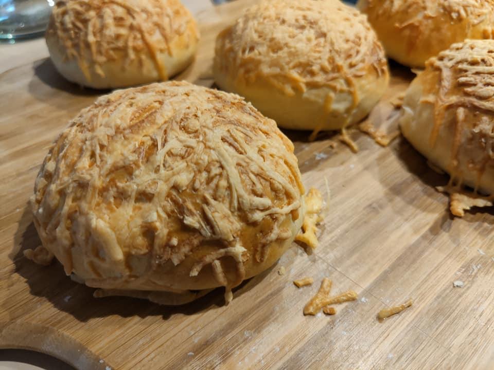 Recept Duitse kaasbroodjes maken