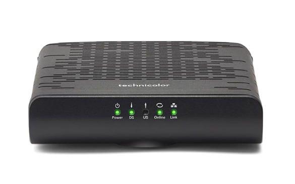 Kabel-Internet-Router Paznauntal