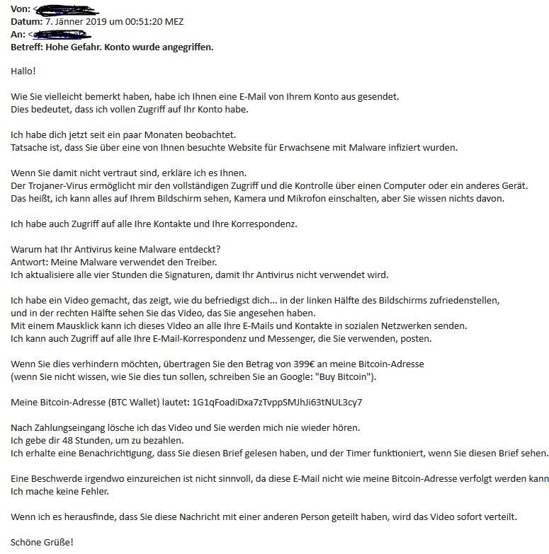"""So gefährlich sind """"Phishing-"""" und """"Spam-Mails"""" 8"""