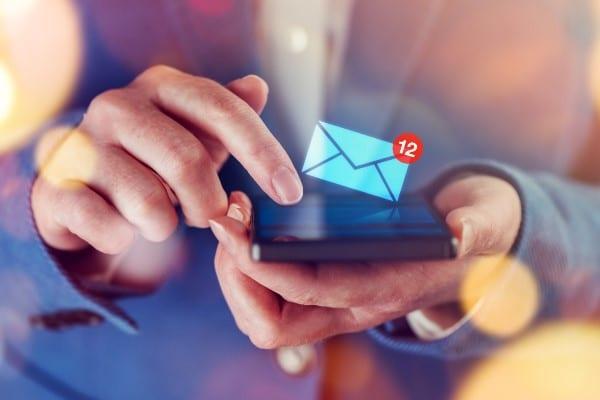 Seit wann gibt es die E-Mail? 2
