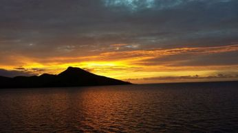 Sunsets at Volivoli