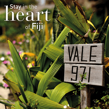 Stay in the Heart of Fiji