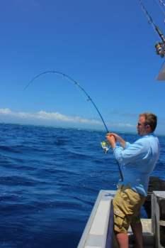 Light tackle Tuna