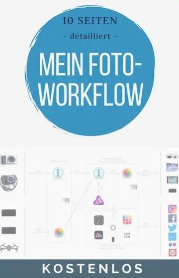 Mein Workflow