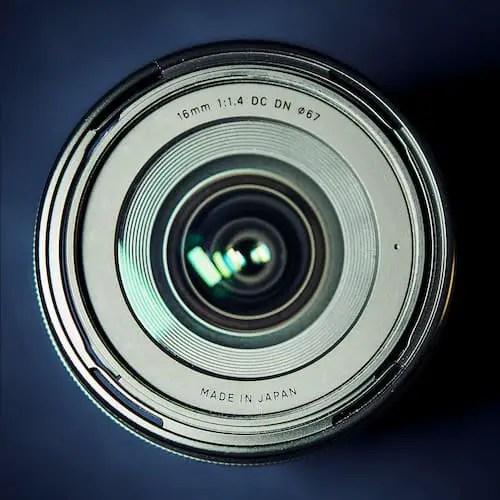 Sigma 16 F1.4 Objektiv für Sony E-Mount