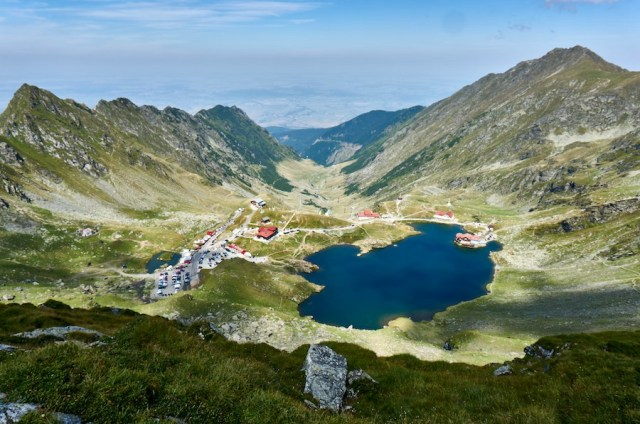 Bulea See - Rumaenien