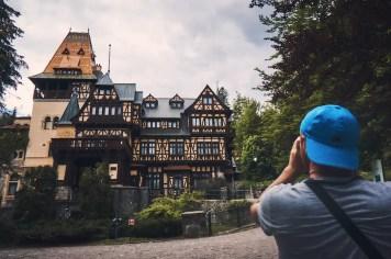 Schloss Peles / Pelisor - Rumänien