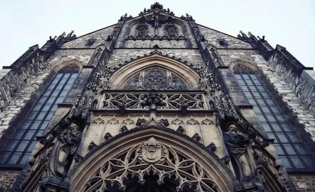 Brünn - St. Peter und Paul Kathedrale