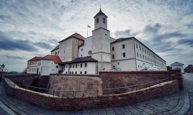 Brünn - Festung Spielberk