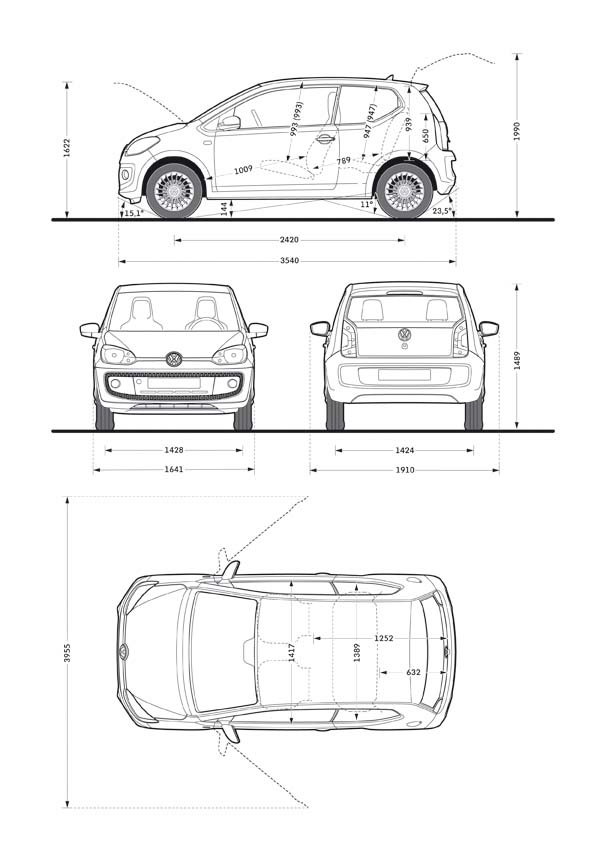 car interior dimensions measured  compare car interior