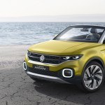 Vw T Cross Breeze Concept Car Volkswagen Uk