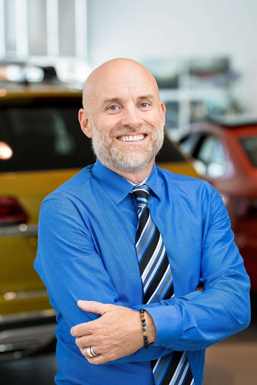 Michael Benford - New Car Sales Manager