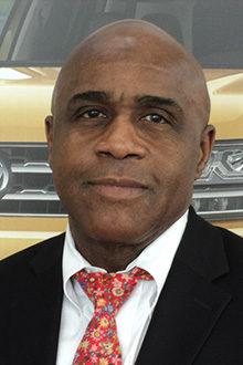 Audley Pierce - Sales &amp&#x3B; Leasing Consultant
